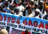 Otsus failed protest