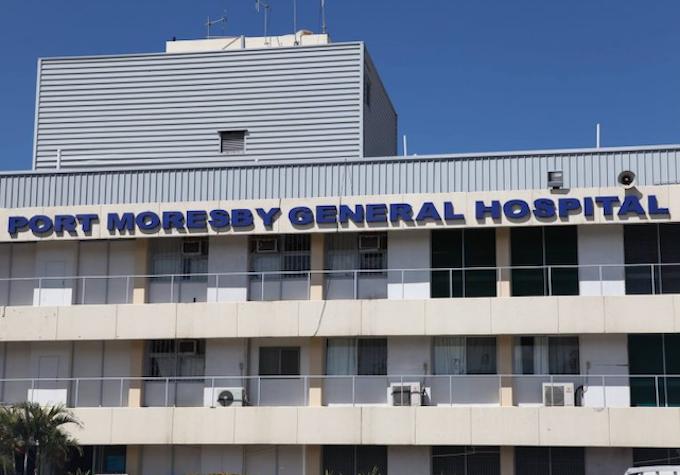 PMGH Port Moresby