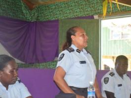 Deputy Commissioner Juanita Matanga