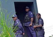 Fiji SRU police unit
