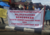 Sorong protest 290321
