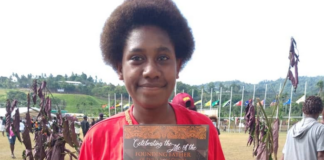 Tabitha Sisi PNG