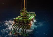 Deep sea mining robot