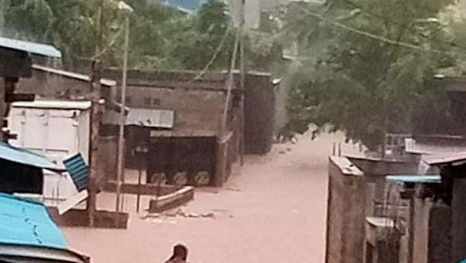 Flooding in Dili 1