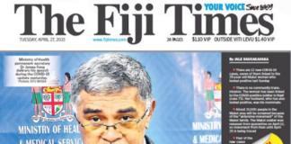 The Fiji Times 270421