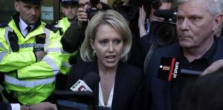 Lawyer Jennifer Robinson