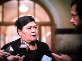 NZ Foreign Affairs Minister Nanaia Mahuta