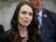 NZ PM Jacinda Ardern