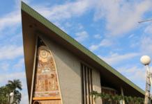 Parliament Haus, Port Moresby