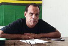 Vanuatu's Opposition Leader Ralph Regenvanu