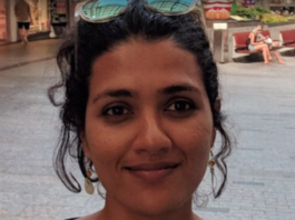 TI Pacific adviser Mariam Mathew