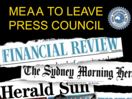 MEAA to leave Press Council