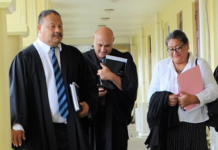 Ex-Attorney-General Taulapapa Brenda Heather Latu