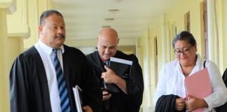 Ex-Attorney-General Taulapapa Brenda Heather Latu