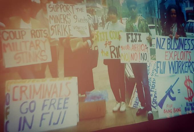 """Criminals go free in Fiji"""