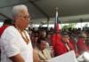 Samoa's Prime Minister-elect Fiame Naomi Mata'afa