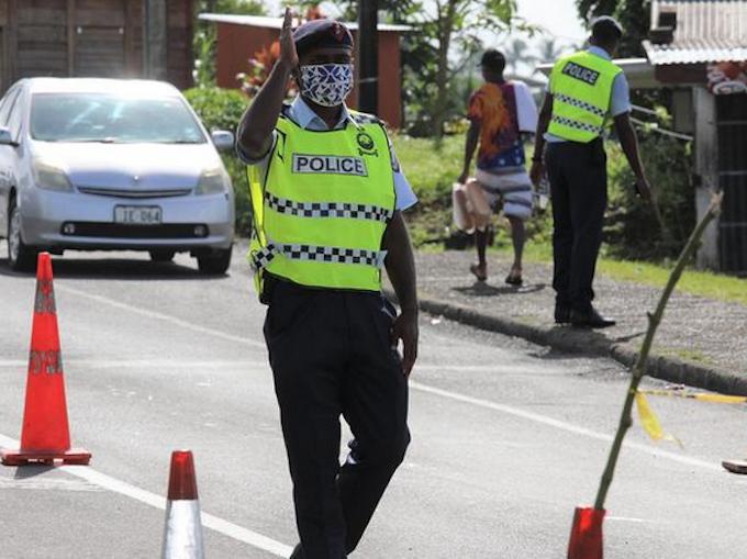 Suva lockdown