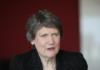 Former NZ PM Helen Clark