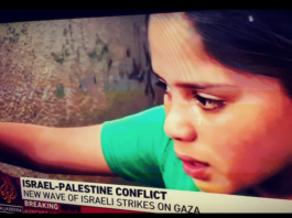 Israel-Palestine conflict toll in children