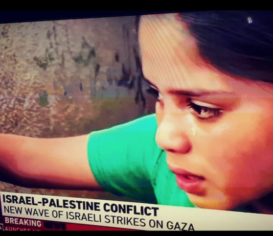 Israel-Palestine conflict toll in children