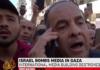 Israel bombs media tower