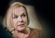 NZ National Party leader Judith Collins