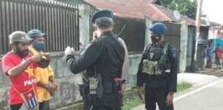 Indonesian police arrest West Papuan protesters in Manokwari