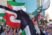 The Nakba march