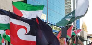 The Nakba march