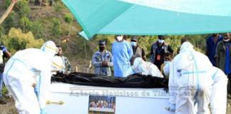 Covid death in Dili 080521