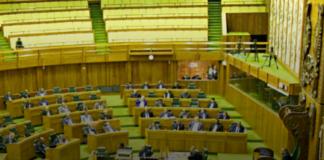 PNG Parliament Haus