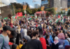 NZ protest for Palestine