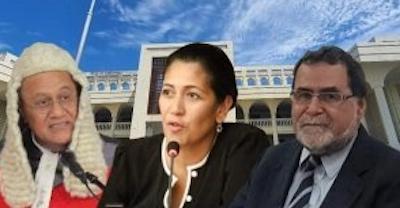 Samoan justices