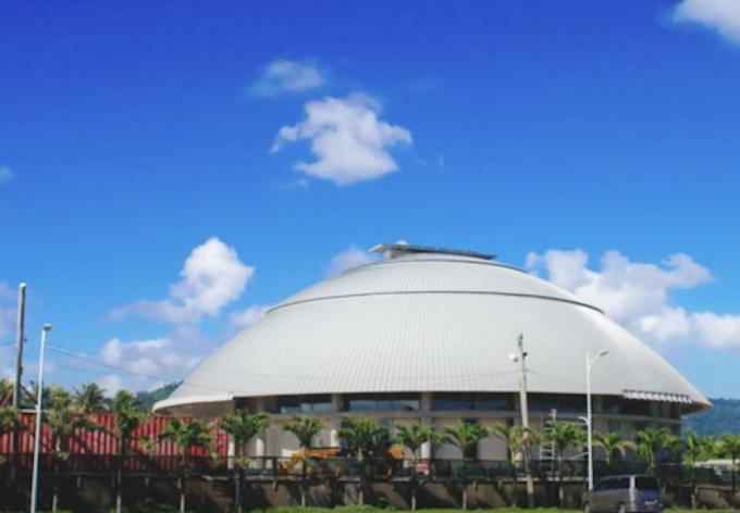 Samoa's Fale Fono