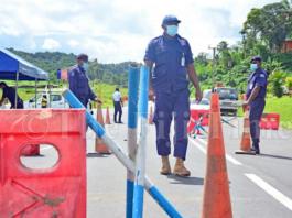 Sawani checkpoint