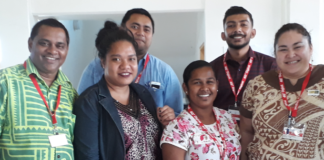 USP journalism alumni in Tonga