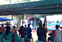 Mourning for Pastor Allen Nafuki