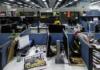 Apple Daily newsroom