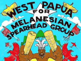 West Papua for MSG 210621