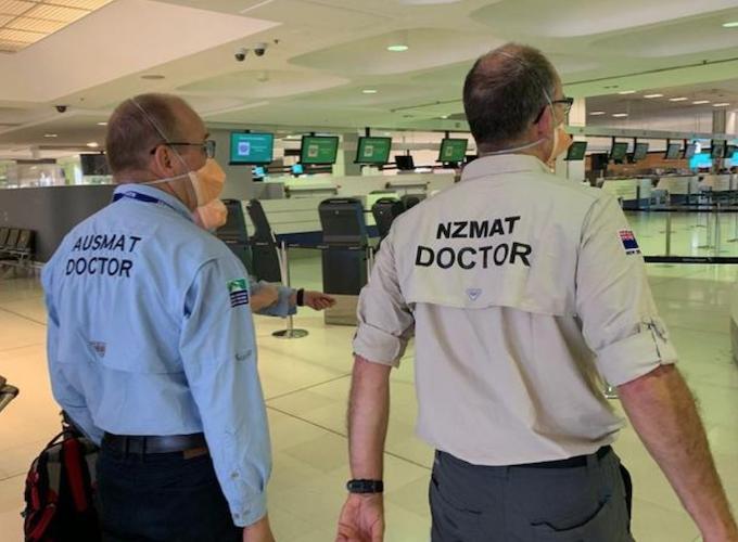 Aus & NZ doctors in Fiji 210621