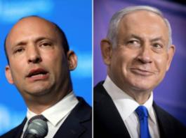 Bennett & Netanyahu 140621