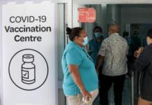 Cook Islands vaccinations