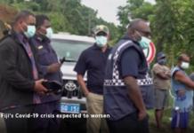 Fiji covid pandemic crisis worsens 120621