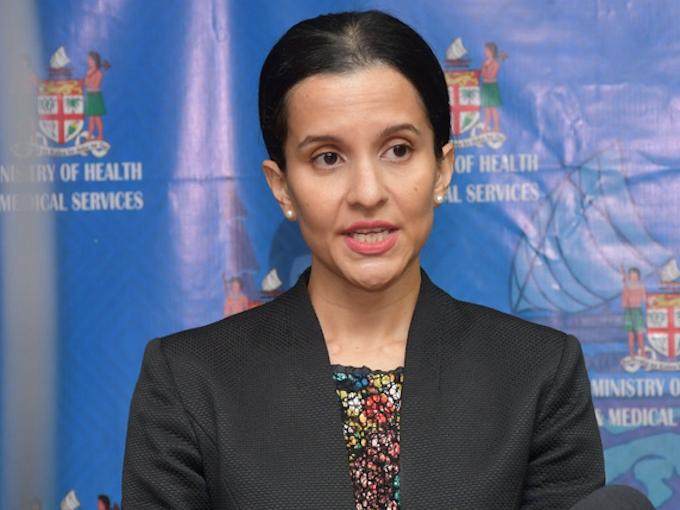 Dr Aalisha Sahukhan Fiji