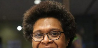 Pacific gender specialist Dr Fiona Hukula