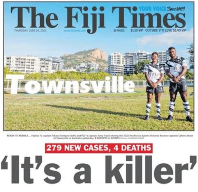 Fiji Times: