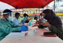 Fiji covid health workers