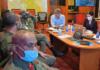 Fiji's Dr James Fong and Dr Aalisha Sahukhan