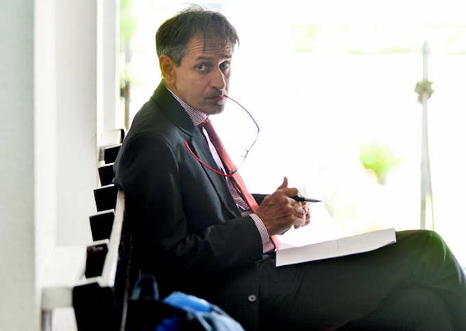 Fiji lawyer Richard Naidu 250621
