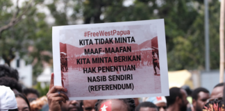 #FreeWestPapua